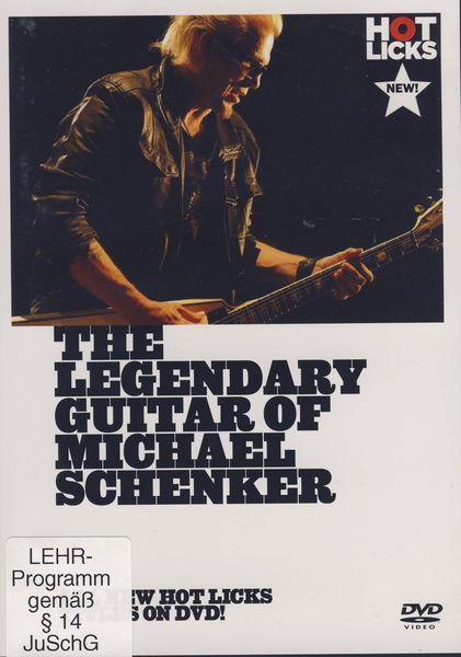Hot Licks Guitar of Michael Schenker