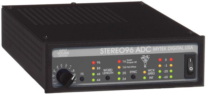 Mytek Digital Stereo96 ADC