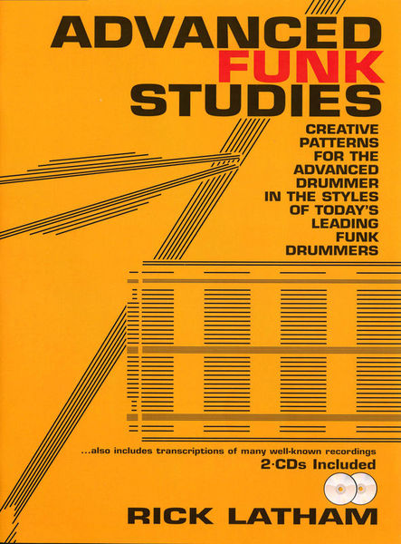 Advanced Funk Studies Alfred Music Publishing