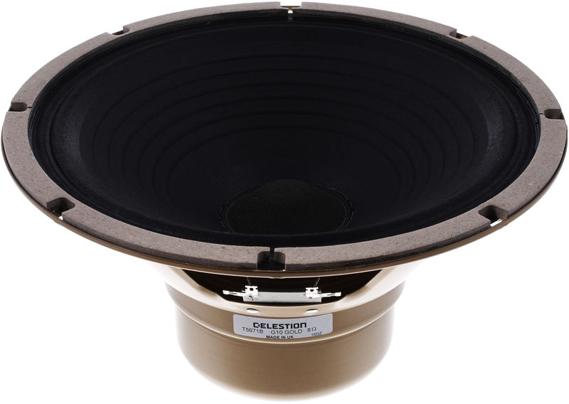 "Celestion Alnico Gold 10"" 8 Ohm"