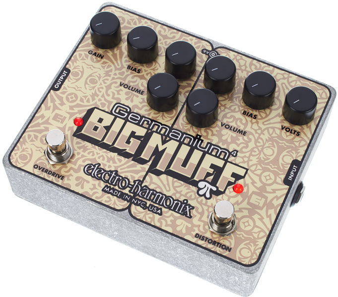 Germanium 4 Big Muff PI Electro Harmonix