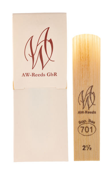 AW Reeds 701 Soprano Sax 2,5