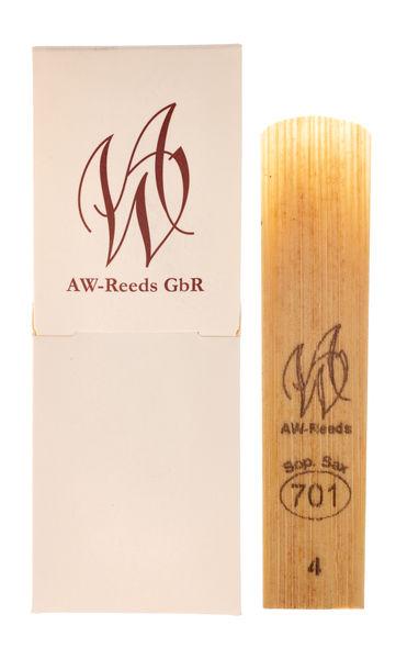 AW Reeds Nr. 701 Soprano Sax 4