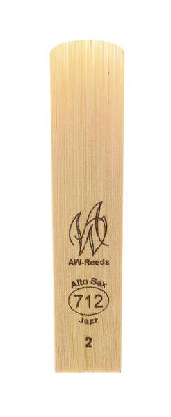 AW Reeds Nr. 712 Alto Sax 2