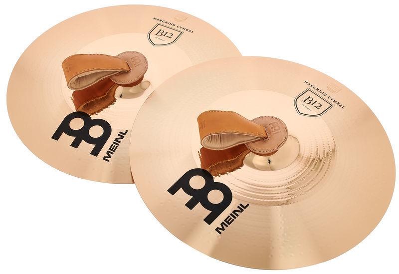 "Meinl 20"" B12 Marching Cymbal"