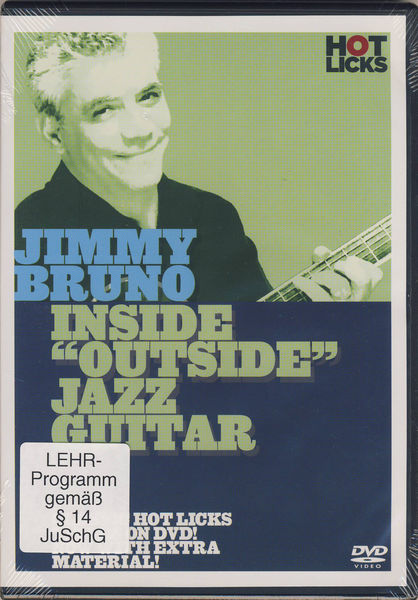 Hot Licks Hot Licks Jimmy Bruno DVD