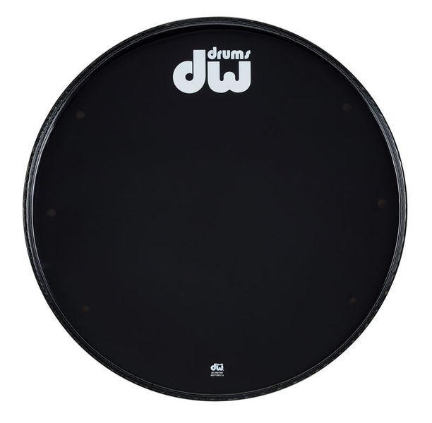 "DW 23"" Bass Drum Resonant Head B"