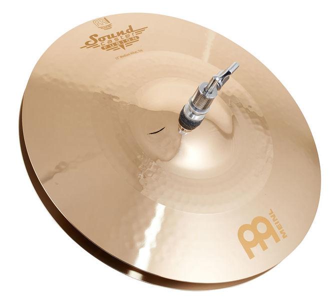 """Meinl 13"""" Sound Caster Fusion Hi-Hat"""
