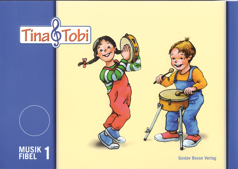 Bosse Verlag Tina & Tobi Fibel 1 Complete