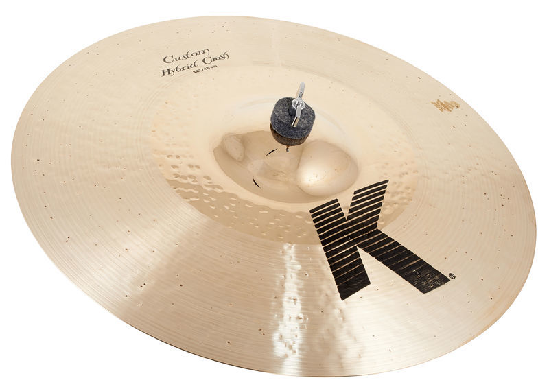 "Zildjian 18"" K-Custom Hybrid Crash"