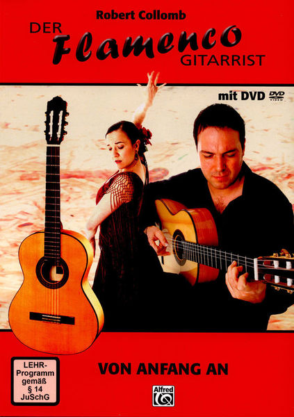 Alfred Music Publishing Der Flamenco Gitarrist
