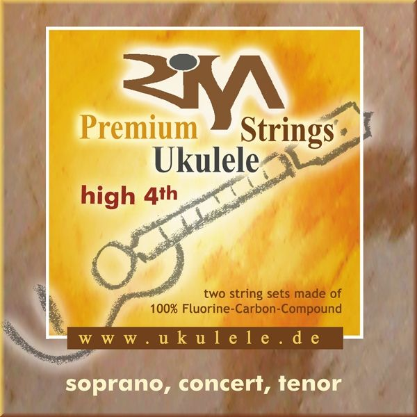 Risa Musical Instruments Premium High 4th