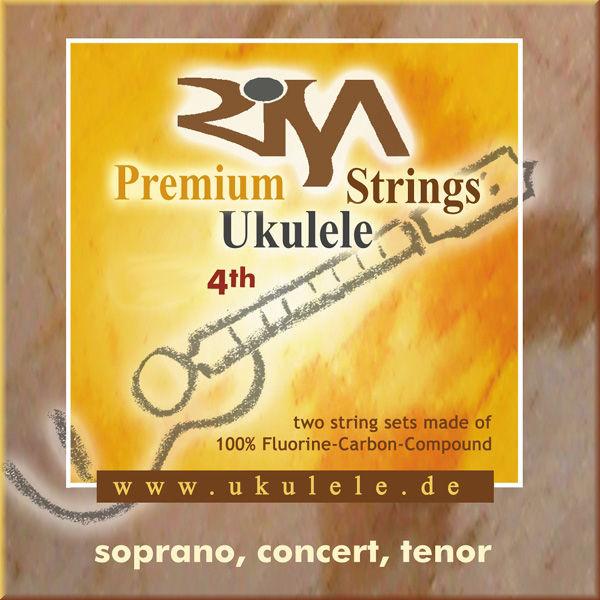 Risa Musical Instruments Premium Low 4th