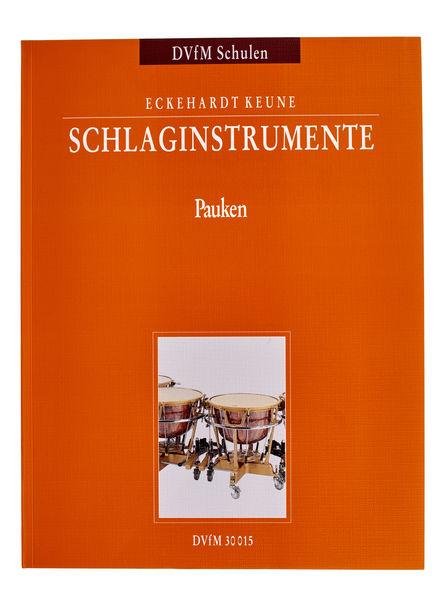 DVFM Verlag Schlaginstrumente Pauken