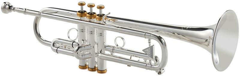 Kühnl & Hoyer Spirit MAW Bb-Trumpet RL silv.