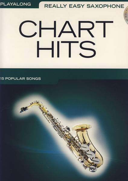 Wise Publications Really Easy Chart Hits Sax.