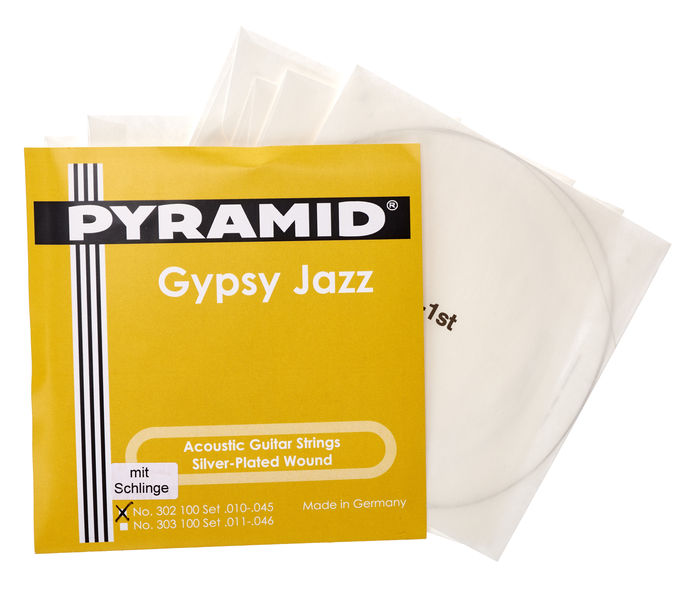 Pyramid Gypsy Jazz Django 010-045 Loop