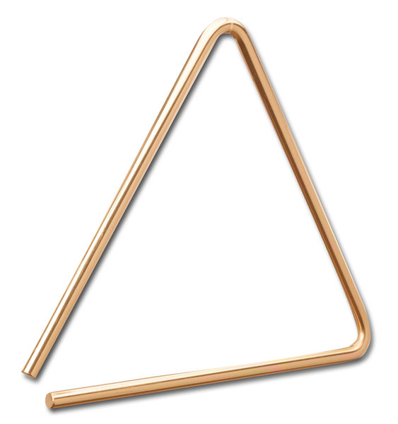 "Sabian 8"" Triangle B8 Bronze"