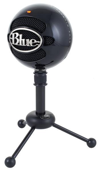 Blue Snowball Black