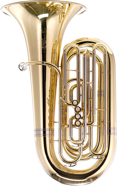 Melton 2011FA-L Bb-Tuba Front Action
