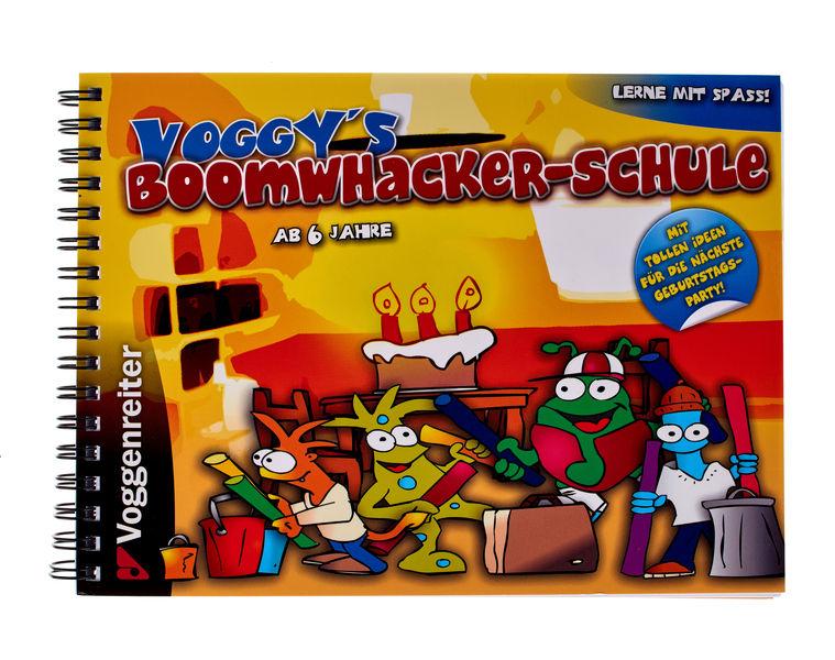 Voggenreiter Voggy's Boomwhacker-Schule