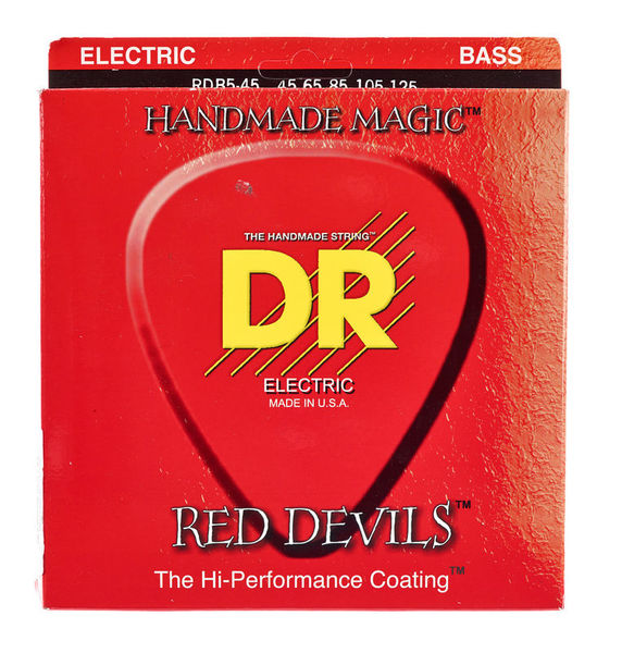 DR Strings Red Devil RDB5-45
