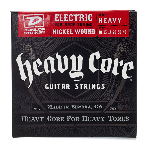 Dunlop Heavy Core Heavy