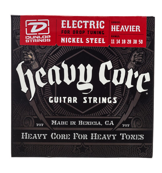 Dunlop Heavy Core Heavier