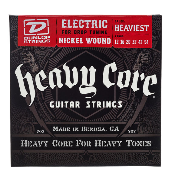 Dunlop Heavy Core Heaviest