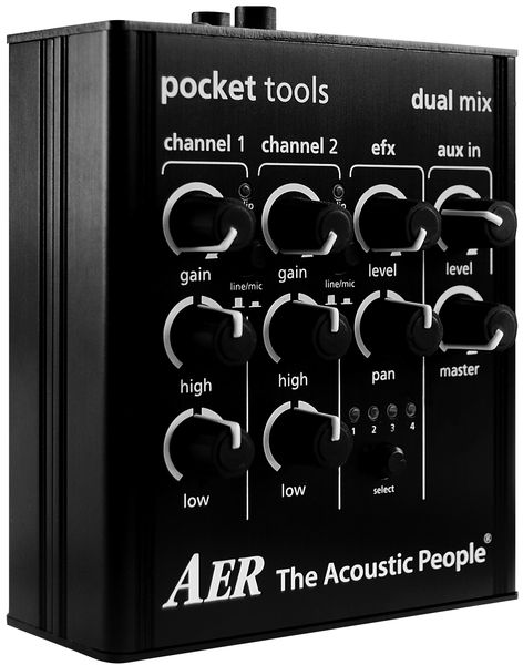 AER Dual Mix Pocket Tool