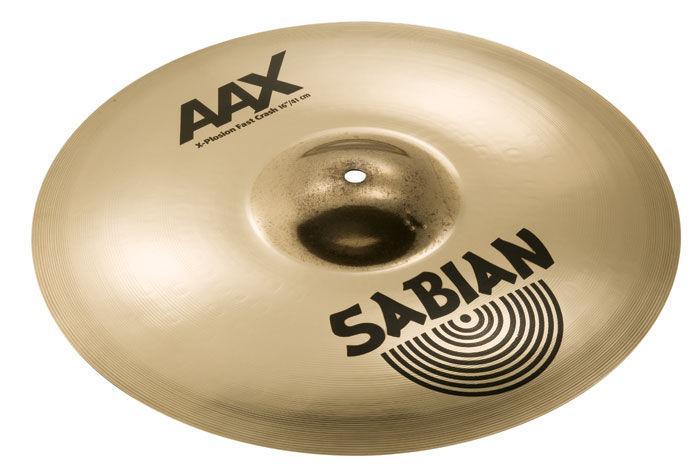 """Sabian 16"""" AAX AAXplosion Fast Crash"""