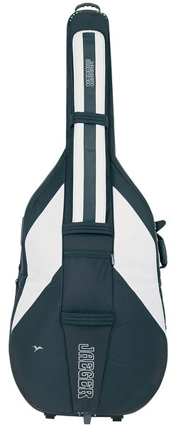 Jaeger Rolly 4/4 Double Bass Gig Bag