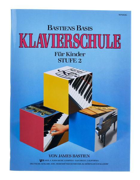 Neil A.Kjos Music Company Bastien Klavier Schule 2