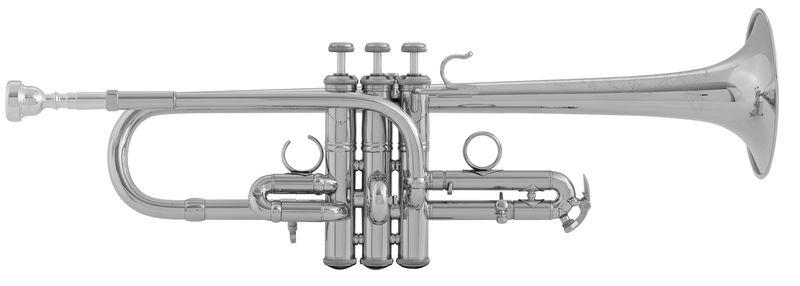 Bach ADE190S Artisan Eb-/D- Trumpet