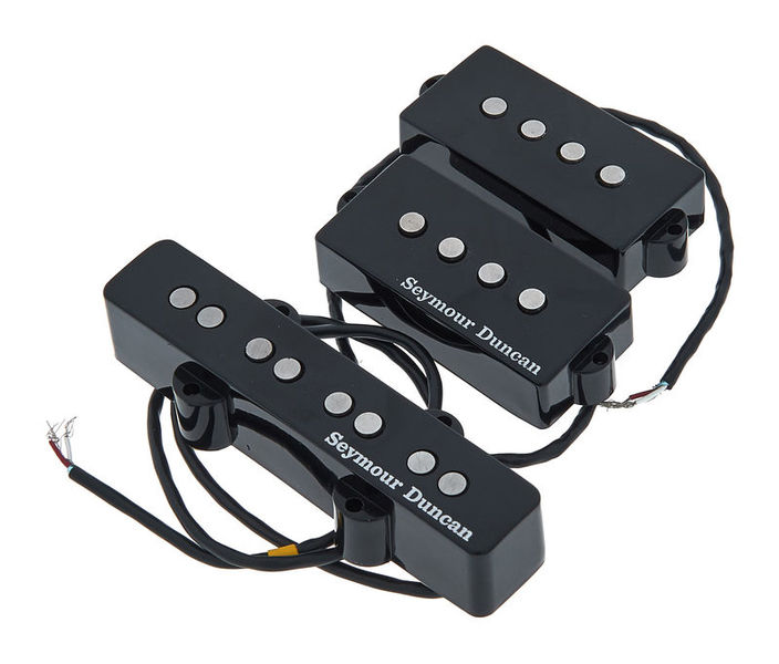 Seymour Duncan APJ-2 Lightnin Rod PU Set
