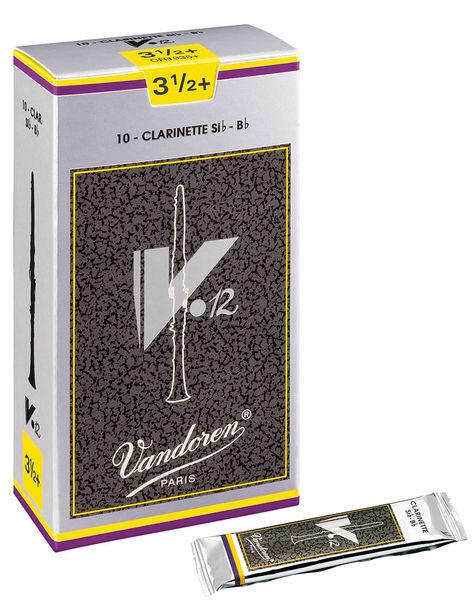Vandoren V12 3.5+ Bb-Clarinet