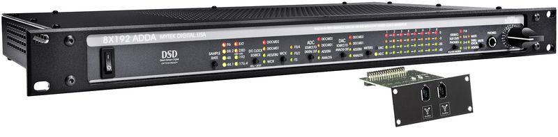 Mytek Digital 8X192 Series FireWire Bundle