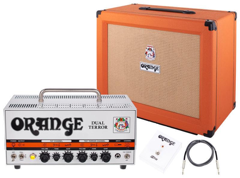 Orange Dual Terror Head Bundle