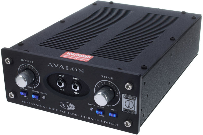Avalon U5 Black