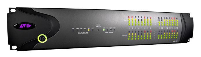 Avid HD I/O Interface 16x16 Digital