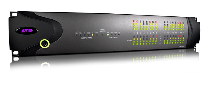 Avid HD I/O Interface 16x16 Digital