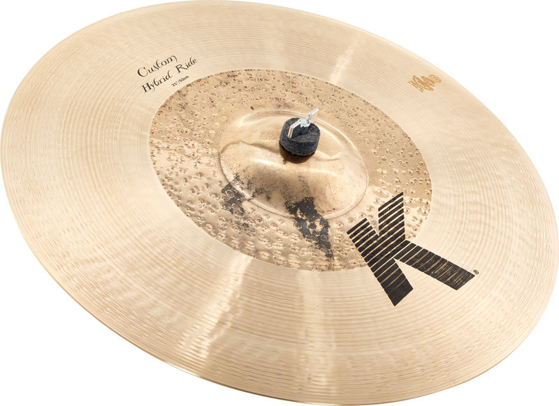 "Zildjian 21"" K-Custom Hybrid Ride"