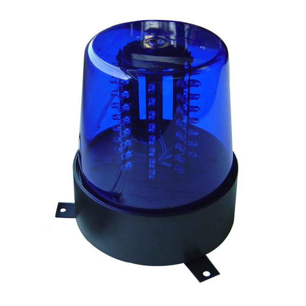 ADJ LED Beacon Blue Police Light