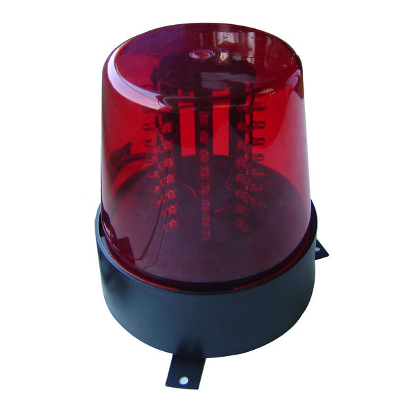 ADJ LED Beacon Red Police Light