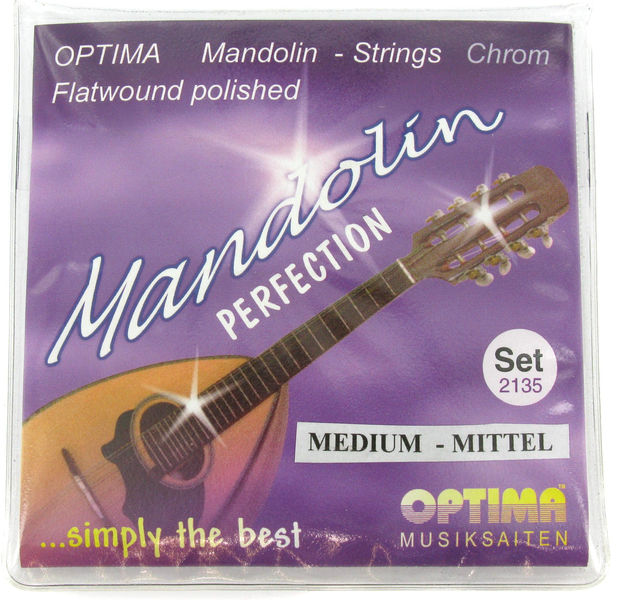 Optima Mandolin Flatwound 2135