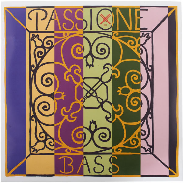 Pirastro Passione Bass 4/4-3/4 medium