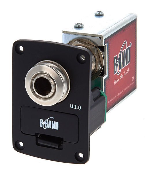 B-Band U1.0 Ukulele Pickup Set