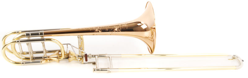 """S.E. Shires BII 2R 10,5"""" Bass Trombone"""