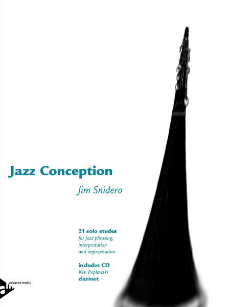 Advance Music Jazz Conception Clarinet