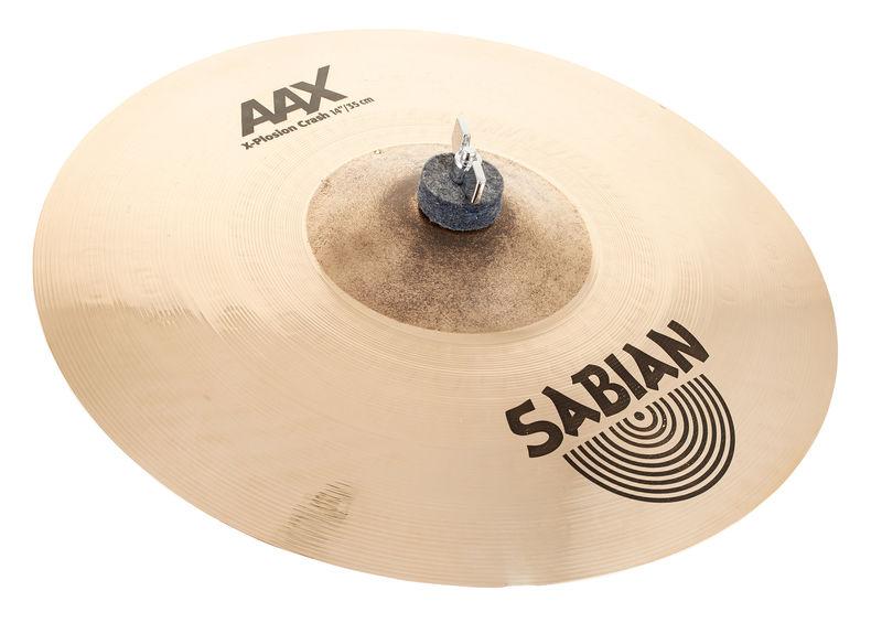 """Sabian 14"""" AAX AAXplosion Crash"""